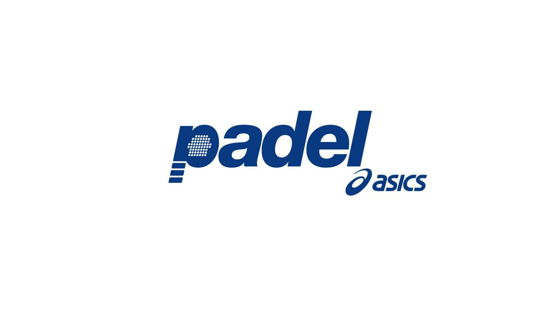 Asics Padel logo design