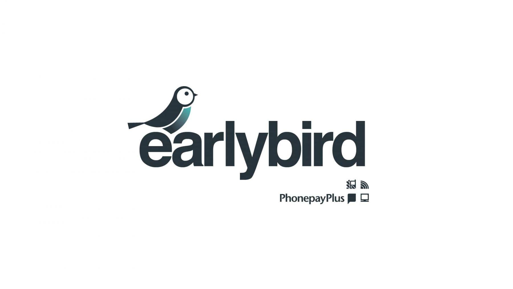 Earlybird logo design