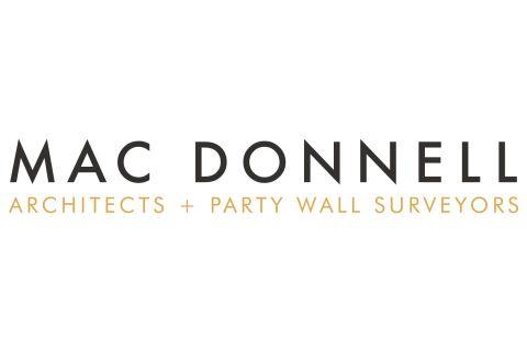 Mac Donnell logo design