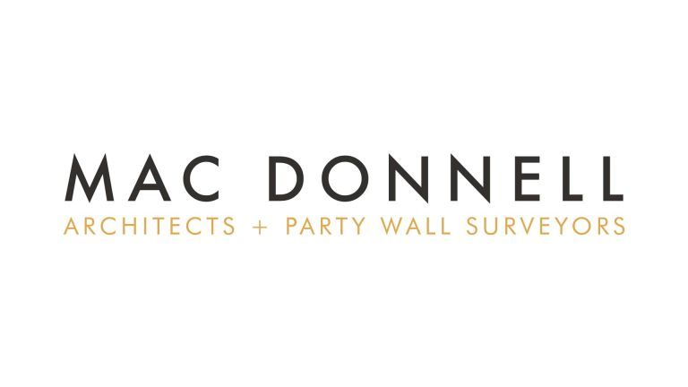 Mac Donnell logo design