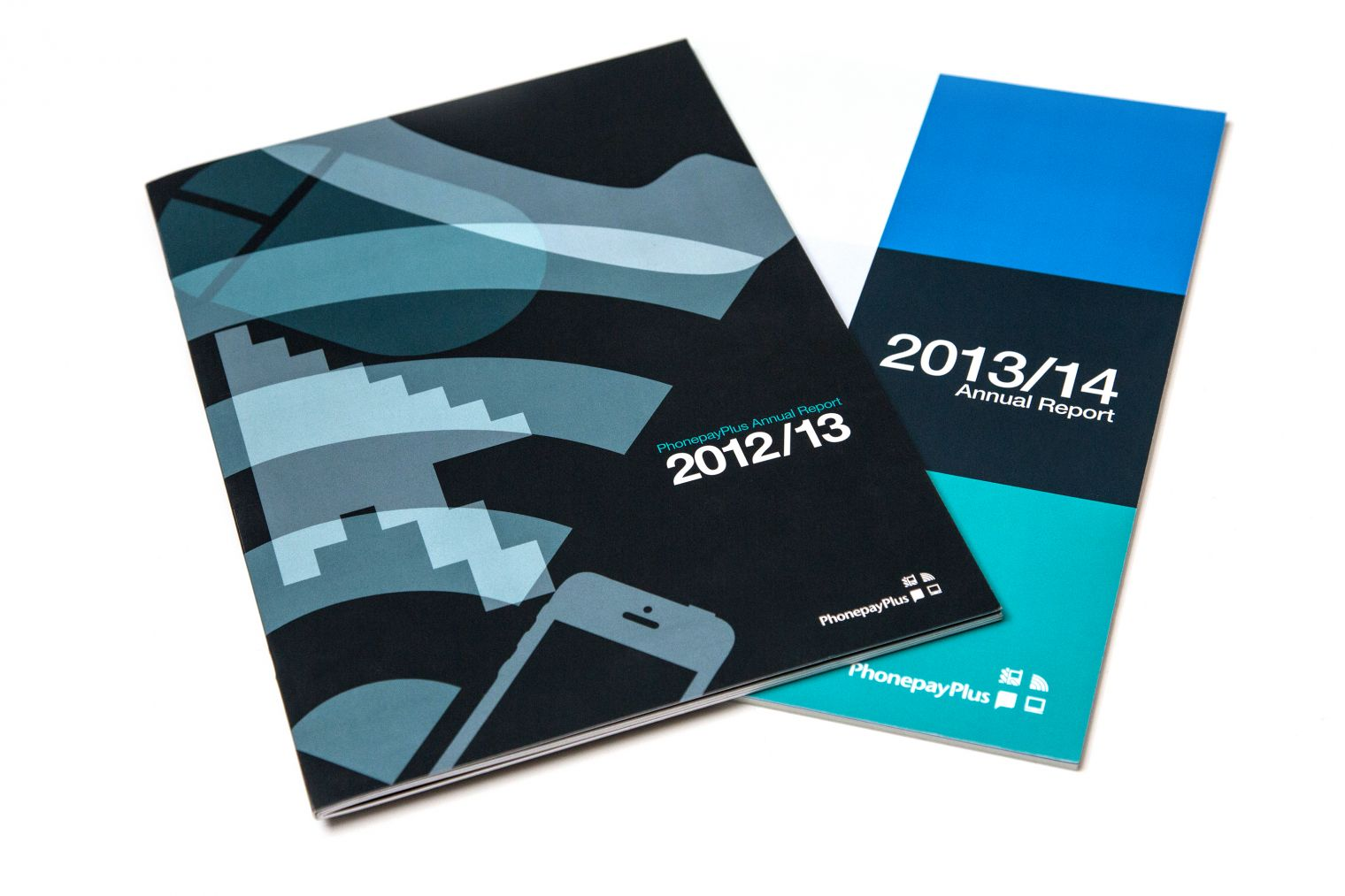 Annual Report cover designs