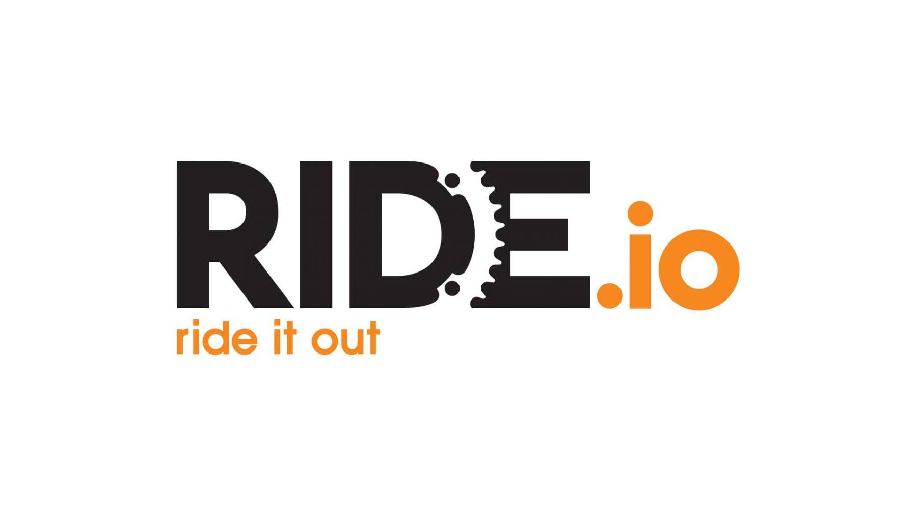 Ride It Out logo design
