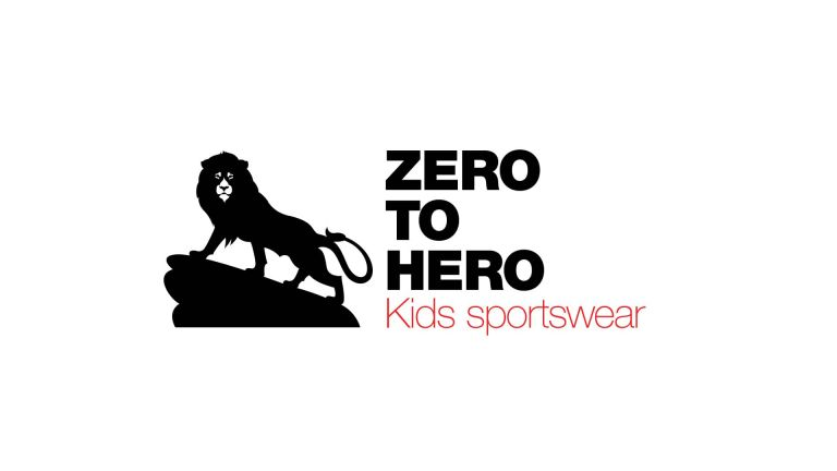 Zero to Hero logo design