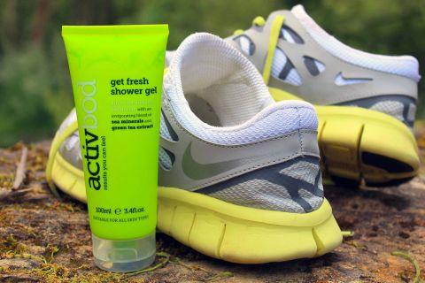 Activbod Get Fresh Shower Gel