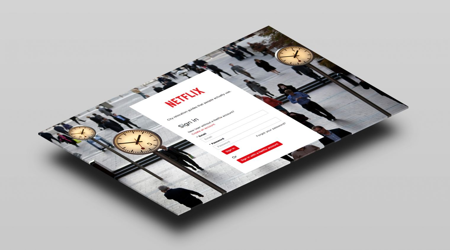netflix-city-guide-home-page-design