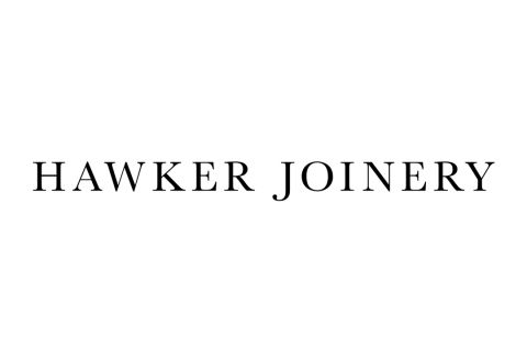 Hawker Joinery logo design